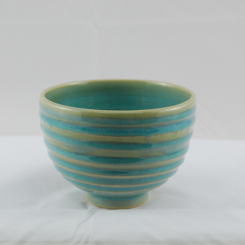 Teeschale türkis