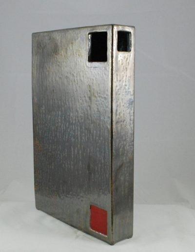Schachtelvase