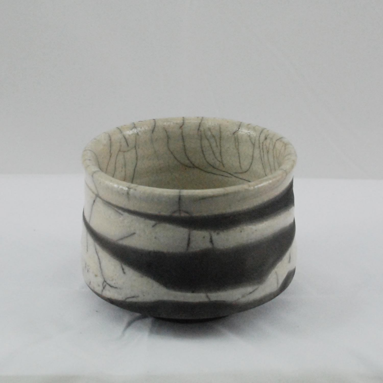 Raku-Teeschale